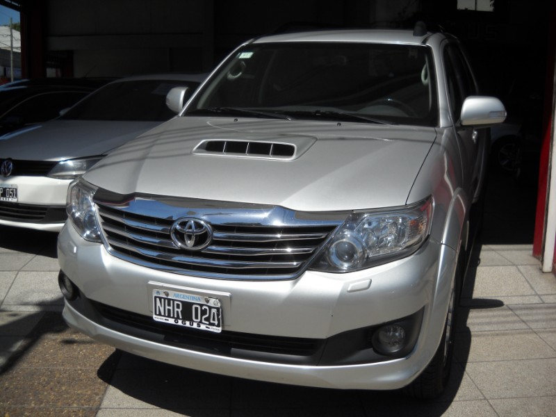 Toyota Hilux SW4 At 3.0 TD 4x4 2013