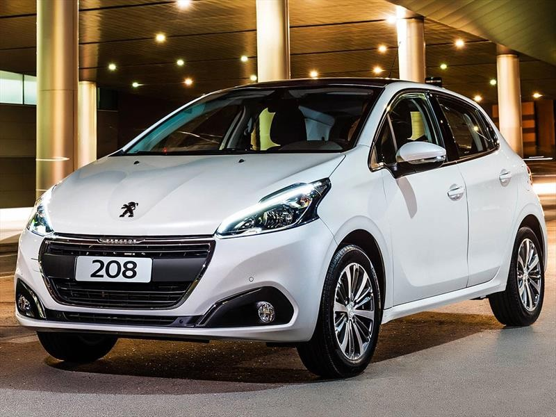 Peugeot 208 Touch 0km